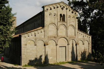 Associazione Amici di Pescia venerdì 30 settembre : Concerto di Pianoforte e Visita della chiesa di Sant'Ansano e Tommaso a Castelvecchio