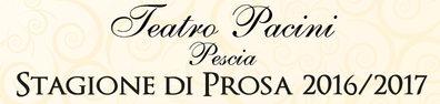 """Stagione di Prosa 2016 / 2017 - """"Jimmy, Creatura di Sogno"""" con Giulio Maria Corso - Teatro Pacini"""