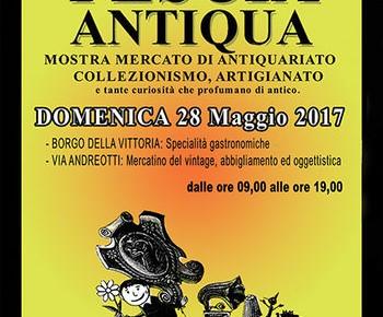 Domenica 28 maggio torna l'appuntamento con Pescia Antiqua!