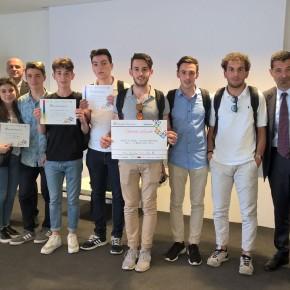 PRIMI IN INNOVAZIONE L'ITC Marchi vincitore del premio speciale Innovazione