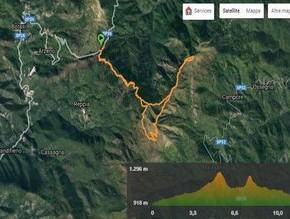 Escursione CAI 25 Giugno 2017 Monte Verruga e Monte Porcile