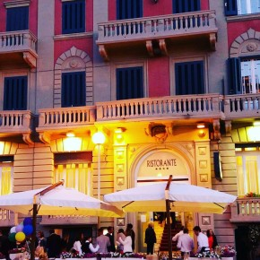 Estate all'Esplanade - Nuova terrazza in piazza Puccini