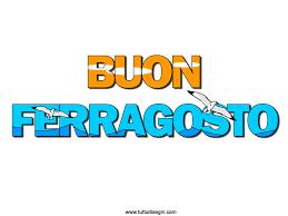I Love Pescia augura BUON FERRAGOSTO