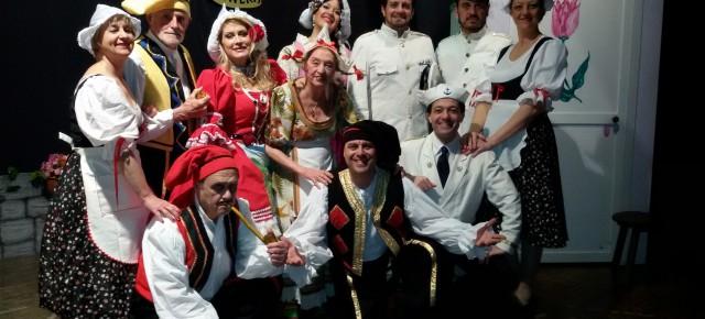 Teatro Pacini 26 NOVEMBRE 2017, ORE 16:00  IL PAESE DEI CAMPANELLI   CON COSETTA GIGLI TORNA LA GRANDE OPERETTA A PESCIA