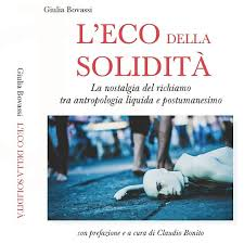 Circolo Soliferrum sabato 2 dicembre Presentazione del libro L'ECO DELLA SOLIDITA' della dott.ssa Giulia Bovassi