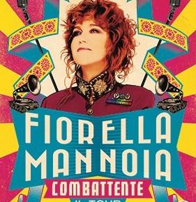 Fiorella Mannoia  sabato 16 dicembre 2017 Teatro Verdi, Montecatini Terme (Pt)