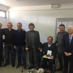 Il montecatinese Porciani confermato Presidente CIP Toscana Il pistoiese Morini in Giunta regionale, il pesciatino Ghera nominato delegato provinciale