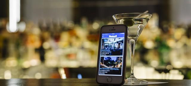 """Firenze - Lunedì 18 dicembre 2017 c/o The Fusion Bar & Restaurant (vicolo dell'Oro, 3)  Serata-Evento di presentazione della """"GUIDA AI MIGLIORI COCKTAIL BAR D'ITALIA"""""""