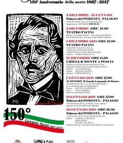 Pescia  Giovanni Pacini: 150° anniversario della morte 1867-2017