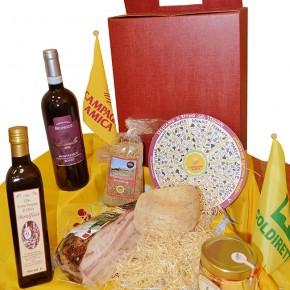 PISTOIA. Panieri della solidarietà, con i prodotti delle aziende agricole delle zone terremotate di Abruzzo, Marche, Umbria e Lazio