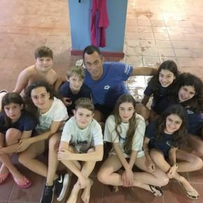 100 x 100 finali per il Centro Nuoto Montecatini