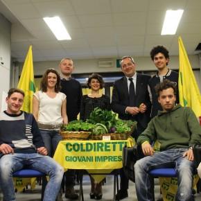 La 26enne Simona Falzarano alla guida dei giovani di Coldiretti Pistoia