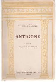 Teatro Pacini venerdì 23 marzo   Antigone di Vittorio Alfieri