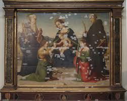 Inaugurazione della copia del quadro Madonna col Bambino  mercoledì 7 marzo alle ore 16,00 presso la filiale di Banca di Pescia e Cascina in piazza Mazzini.