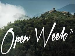 Open week 2018 Eventi di Sabato 31 Marzo a Pescia