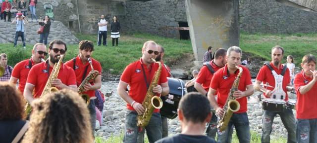 A Pescia il 25 aprile Sarà Banda per le vie della città con festa finale in Piazza Mazzini