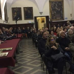 """Grande partecipazione ed interesse per la conferenza: """"Le Mura di Pescia"""", organizzata dal Lions Club di Pescia"""