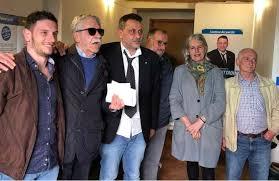 GIOVANI con Giurlani si presenta agli elettori.  Lorenzo Papini e Oreste Giurlani per Pescia, una città a misura di giovani