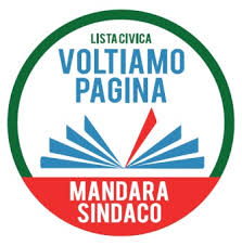 I candidati alle comunali della lista civica Voltiamo Pagina con Giancarlo Mandara Sindaco
