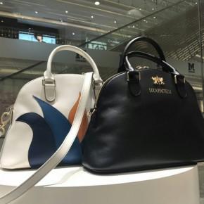 Le borse dello stilista  Luca Piattelli  nel tempio italiano della moda     Domenica 20 Maggio al Just Cavalli Restaurant di Milano