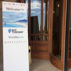 """Buy Tuscany  Versilia 2018  Grande successo per il workshop turistico organizzato a Viareggio da Toscana Promozione Turistica. """"Finalmente la Versilia turistica è tornata al centro dell'attenzione"""" –"""