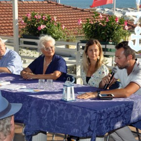 Giovedì 28 giugno Secondo appuntamento con Un mare di libri al Bagno Venezia di Lido di Camaiore