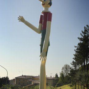 """Oreste Giurlani : """" Pescia Smart City 4.0 con Pinocchio e Mefit """""""