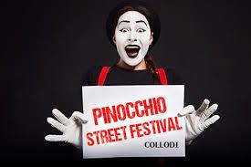 Collodi 24, 25 e 26 agosto SENZA FILI PINOCCHIO STREET FESTIVAL - III EDIZIONE ANNO 2018