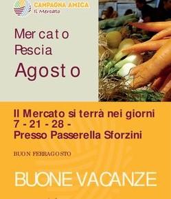Campagna Amica Passerella Sforzini al martedì