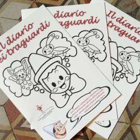 """""""Il diario dei traguardi"""", regalo della Fondazione Collodi ai piccoli studenti  Lo riceveranno i bambini delle scuole Primarie italiane in visita al Parco di Pinocchio"""