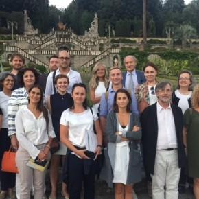 La Fondazione Collodi ha ospitato il forum europeo sui giardini storici