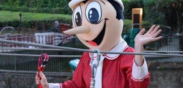 Pinocchio alla Fiera Didacta Italia  Appuntamento dedicato al mondo della scuola. A Firenze dal 18 al 20 ottobre 2018