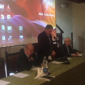 """Giurlani """" Confermato ufficialmente il finanziamento di 900mila euro della Fondazione Cassa di Risparmio di Pistoia e Pescia per la riqualificazione dell'ex-Mercato dei Fiori"""". Plauso degli studiosi per avere evitato l'uso commerciale dell'area."""