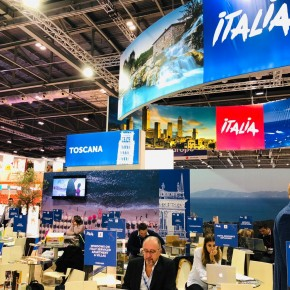La Versilia protagonista al World Travel Market di Londra. E' tra le destinazioni più sognate al mondo