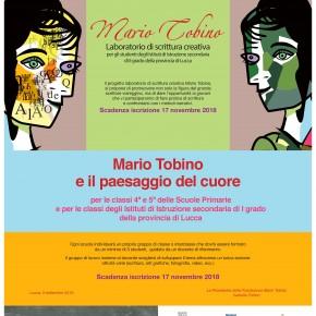 PREMIO MARIO TOBINO  13^ edizione  Rivolto alle  scuole della provincia di Lucca