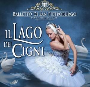 Domenica 25 novembre. l lago dei cigni al Teatro Pacini Doppio appuntamento