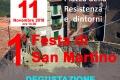 Vellano domenica 11 novembre. 1a Festa di San Martino