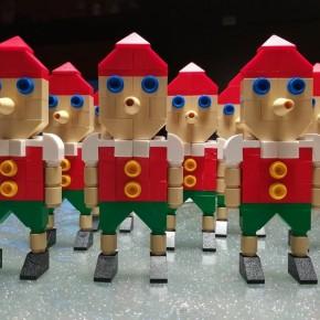 Parco di Pinocchio di Collodi, sabato e domenica  ci sono i Laboratori Lego