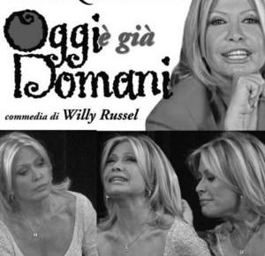 """Teatro Pacini 13 dicembre """"Oggi è già domani"""""""