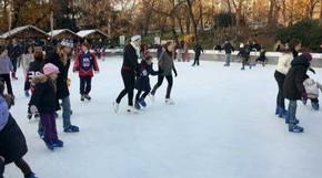 Pescia On Ice Pista di pattinaggio su ghiaccio