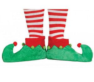 """Pescia Sabato 22 dicembre. Letture natalizie per bambini in Biblioteca """"C'è un mistero in Biblioteca ... un elfo ha lasciato le sue scarpe nuove"""""""
