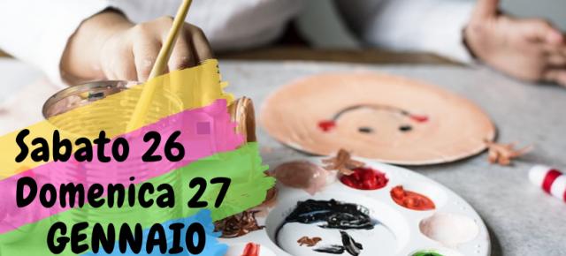 Pinocchio, programma attività del 26 e 27 gennaio 2019