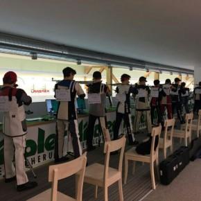 Tiro a Segno Nazionale Pescia . A Innsbruk (Austria) la Meyton Cup riservata alla categoria junior dal 18 al 23 gennaio 2019