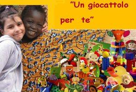 """Pescia 5 gennaio. """"Cerca il tuo giocattolo"""" evento di solidarietà al Palagio"""