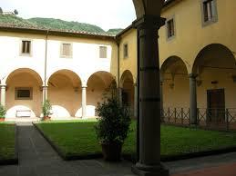 """Verranno restaurate le colonne del chiostro dell'ex convento di S.Francesco  Giurlani """"Primo passo del crono programma legato al Piano della Cultura"""""""