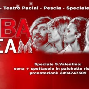 San Valentino al Teatro Pacini. Abbadream in concerto e cena nei palchetti