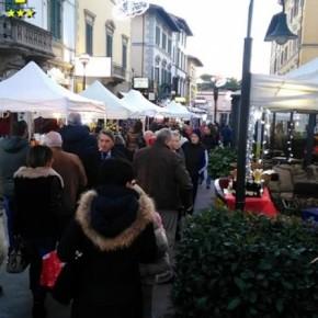 Montecatini Terme sabato 9 e domenica 10 febbraio torna il mercatino in via Don Minzoni