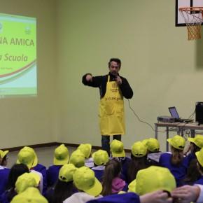 """Si è tenuto stamattina alla primaria Don Giuseppe Puglisi di Quarrata  """"Campagna Amica racconta… a scuola"""""""