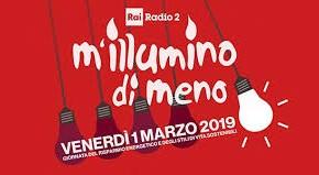 """Pescia venerdì 1 marzo. ''APERISPENGI CON SOFFIATA """"Evento collegato a """"M'illumino di meno''"""