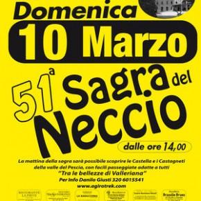Domenica 10 marzo San Quirico. 51° Sagra del Neccio